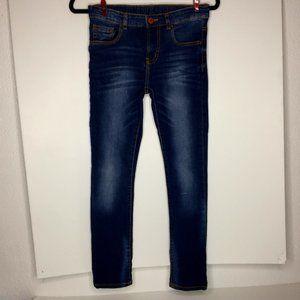 Zara, boy's,11/12 year, skinny fit jeans.
